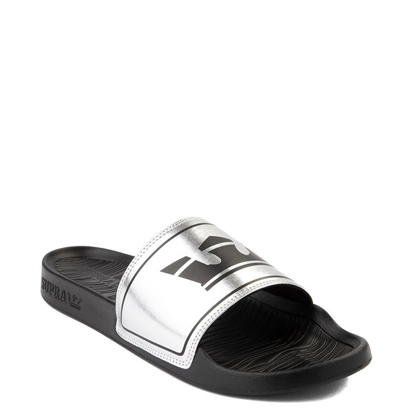 alternate view Mens Supra Lock Up Slide SandalALT1