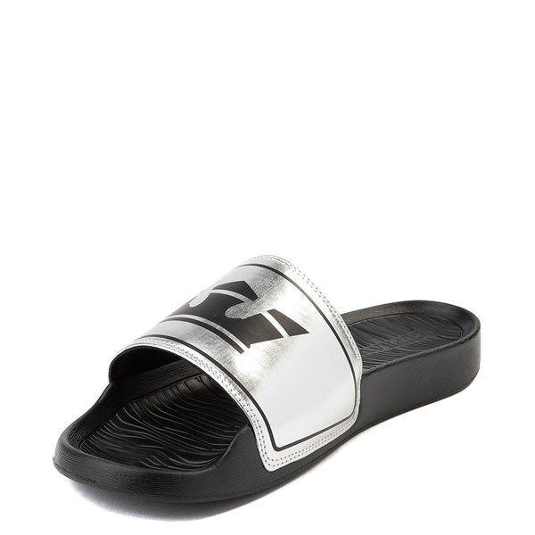 alternate view Mens Supra Lock Up Slide SandalALT3