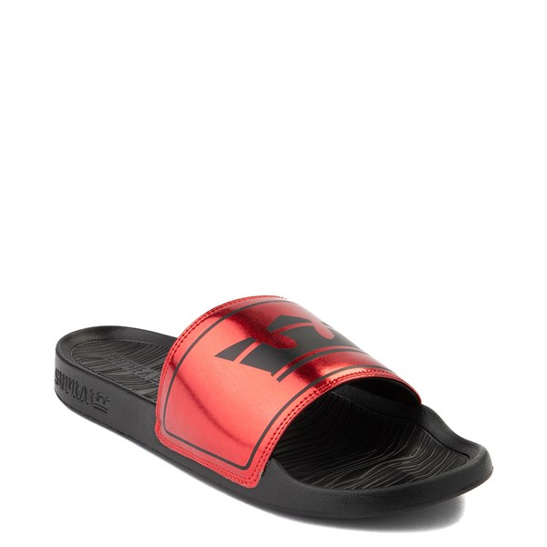Alternate view of Mens Supra Lock Up Slide Sandal