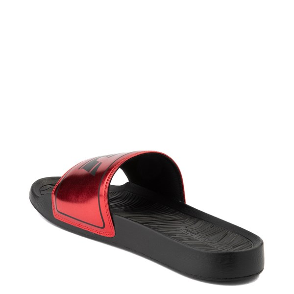 alternate view Mens Supra Lock Up Slide SandalALT2