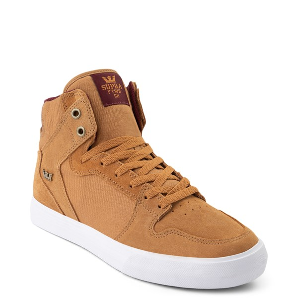 alternate view Mens Supra Vaider Hi Skate ShoeALT1