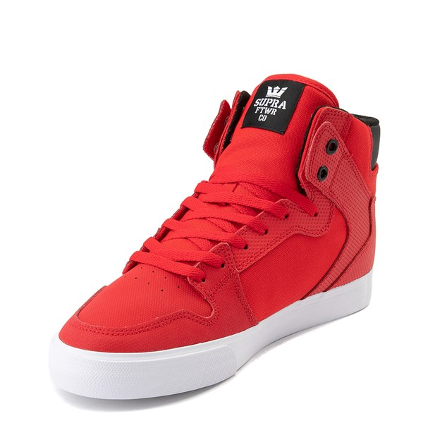 alternate view Mens Supra Vaider Hi Skate ShoeALT3