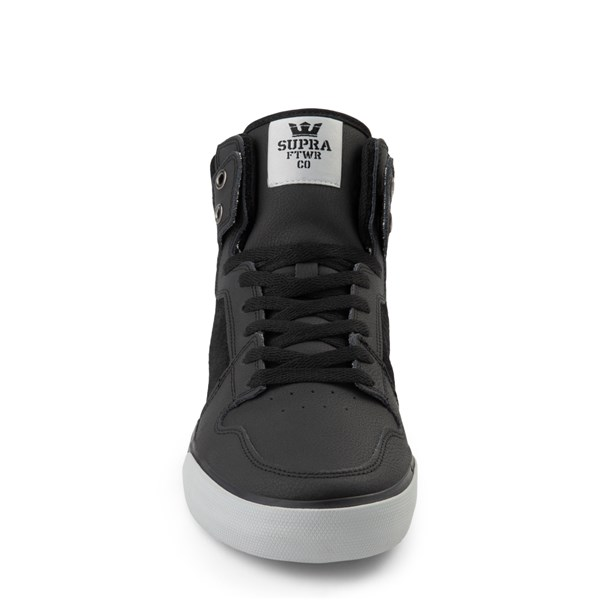 alternate view Mens Supra Vaider Hi Skate ShoeALT4