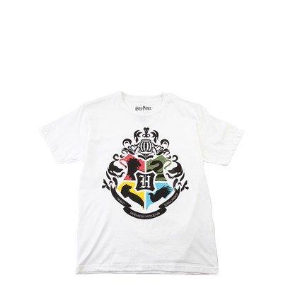 Main view of Harry Potter Hogwarts Crest Tee - Little Kid