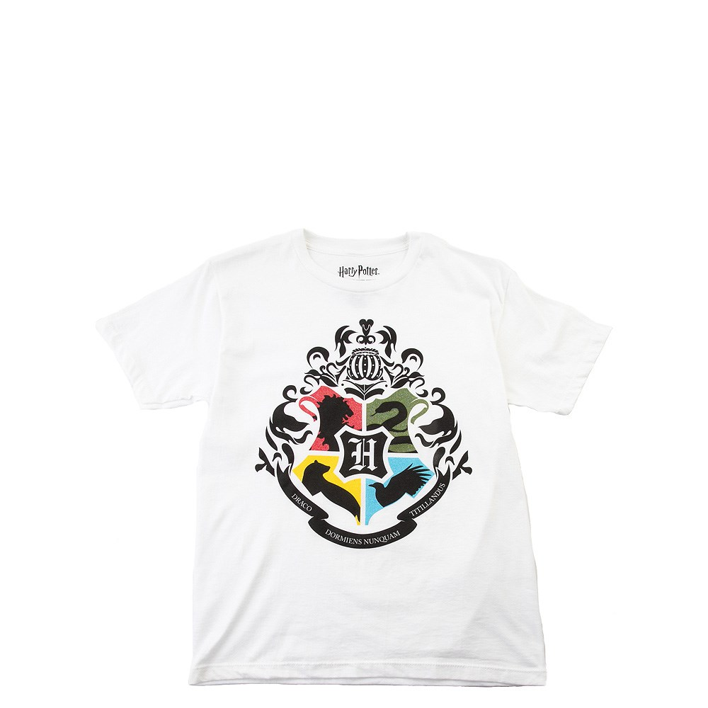 Harry Potter Hogwarts Crest Tee - Little Kid