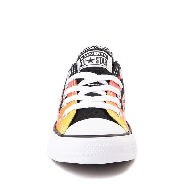 alternate view Converse Chuck Taylor All Star Lo Flames Sneaker - Little Kid - BlackALT4