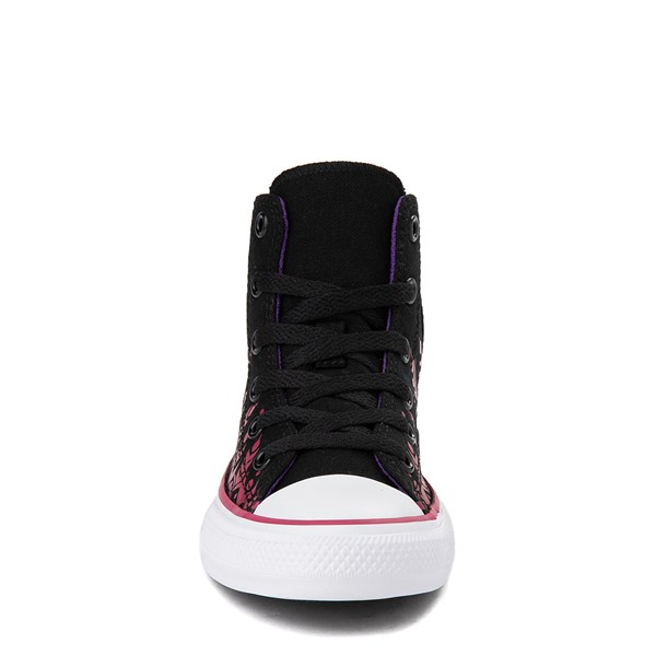alternate view Converse x Frozen 2 Chuck Taylor All Star Hi Anna Sneaker - Little Kid / Big Kid - BlackALT4