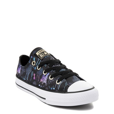 Alternate view of Converse x Frozen 2 Chuck Taylor All Star Lo Enchanted Forest Sneaker - Little Kid