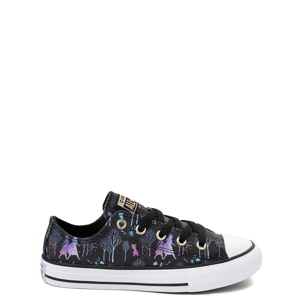 Converse x Frozen 2 Chuck Taylor All Star Lo Enchanted Forest Sneaker - Little Kid