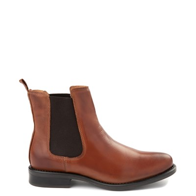 Main view of Womens Little Burgundy Clara Chelsea Boot - Brandy