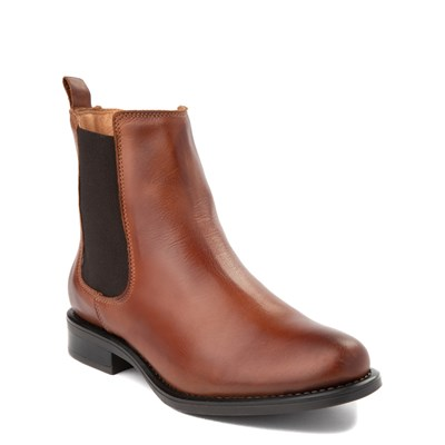 Alternate view of Womens Little Burgundy Clara Chelsea Boot - Brandy