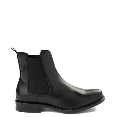 Main view of Womens Little Burgundy Clara Chelsea Boot - Black