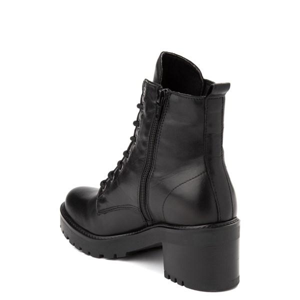 alternate view Womens Little Burgundy Yasmine Ankle Boot - BlackALT2