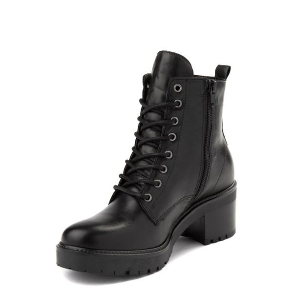 alternate view Womens Little Burgundy Yasmine Ankle Boot - BlackALT3