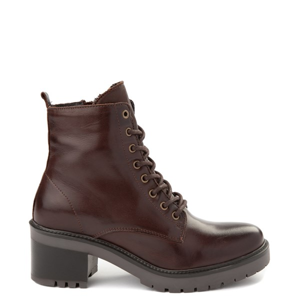 Womens Little Burgundy Yasmine Ankle Boot - Ebano Brown