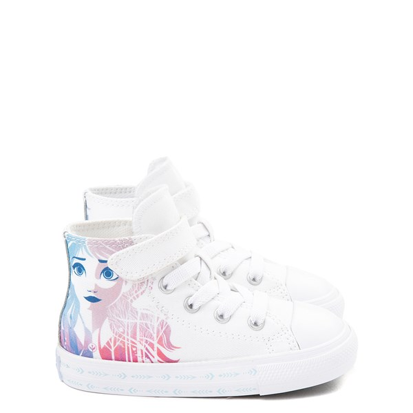 Default view of Converse x Frozen 2 Chuck Taylor All Star 1V Hi Anna & Elsa Sneaker - Baby / Toddler