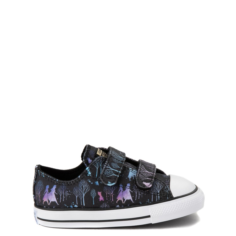 Converse x Frozen 2 Chuck Taylor All Star 2V Lo Enchanted Forest Sneaker - Toddler