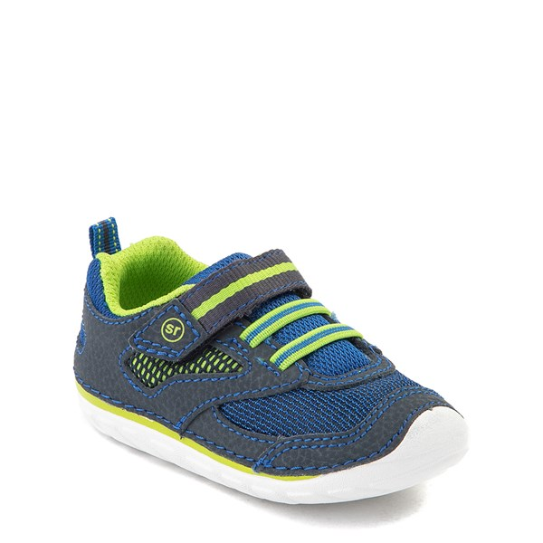 alternate view Stride Rite Soft Motion™ Adrian Athletic Shoe - Baby / ToddlerALT1