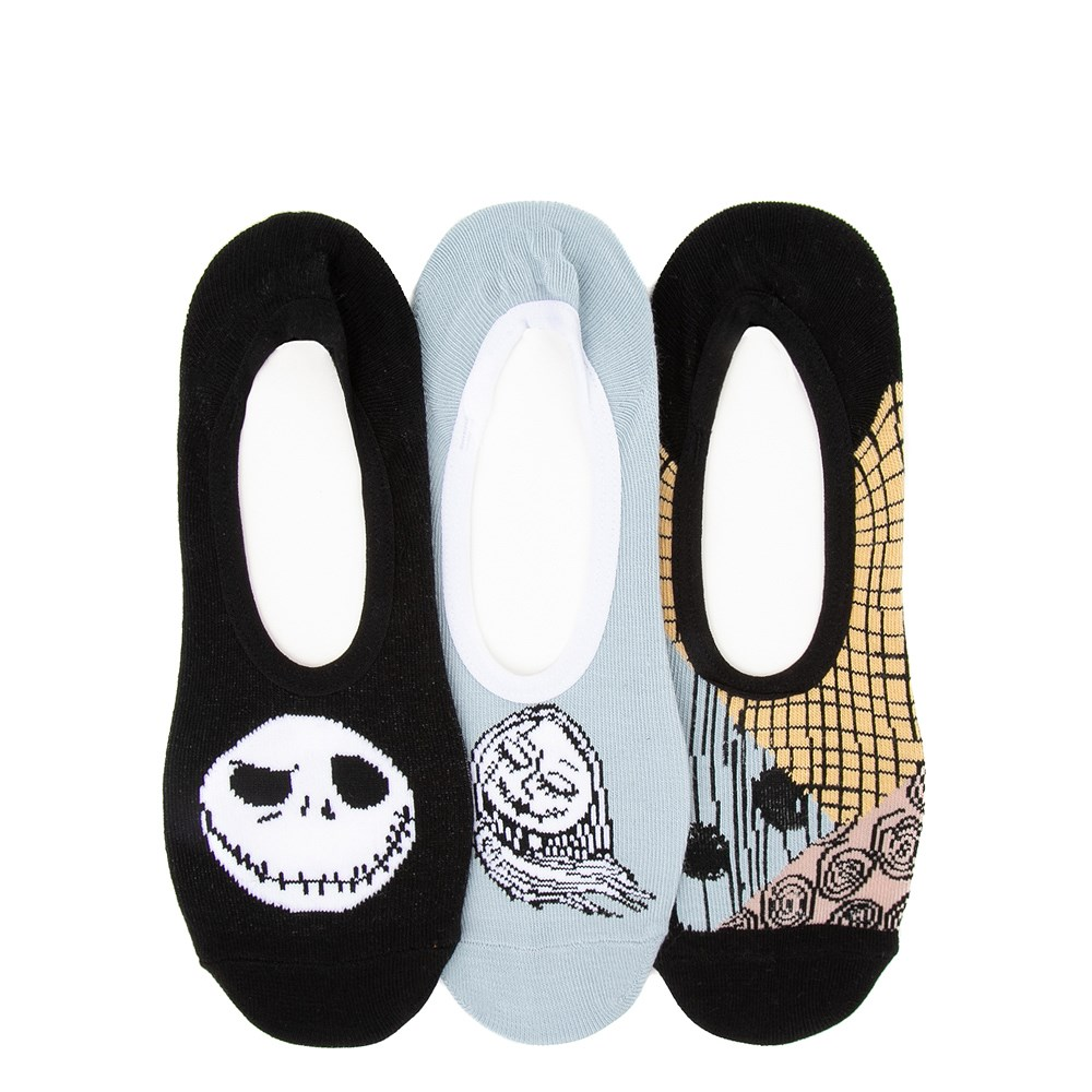 Womens Vans x The Nightmare Before Christmas Liners 3 Pack - Multi