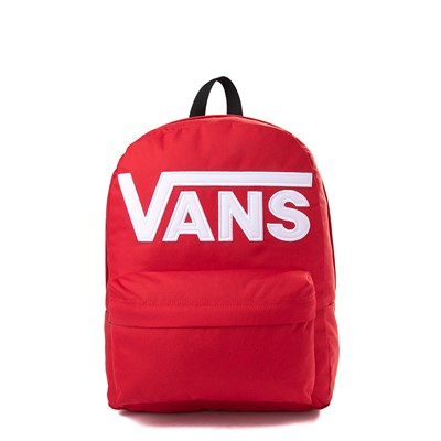 Main view of Vans Old Skool Drop V Backpack - Red