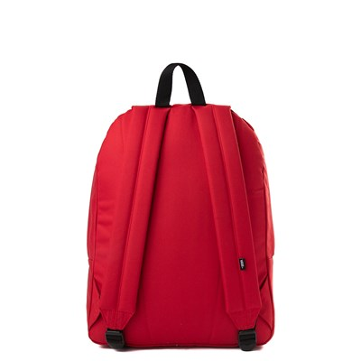 Alternate view of Vans Old Skool Drop V Backpack - Red