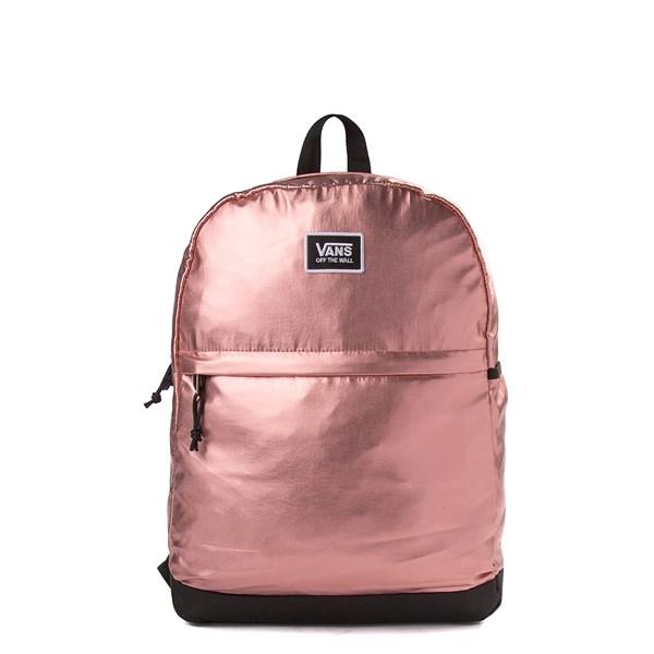 Default view of Vans Pep Squad Backpack - Rose Gold