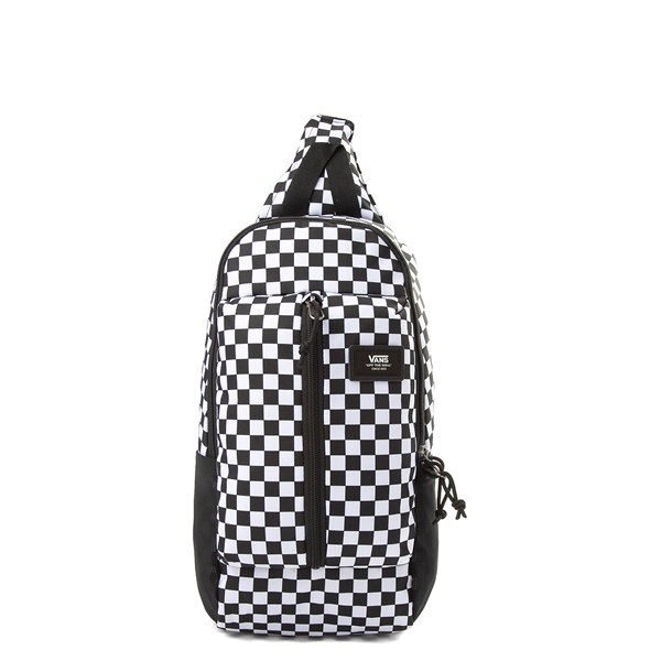 Vans Warp Sling Bag - Black / White
