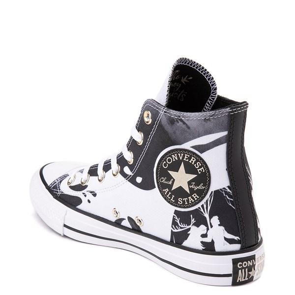 alternate view Converse x Frozen 2 Chuck Taylor All Star Hi Nokk SneakerALT2
