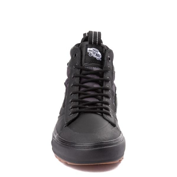 alternate view Vans Sk8 Hi MTE 2.0 DX Skate Shoe - Black / Woodland CamoALT4