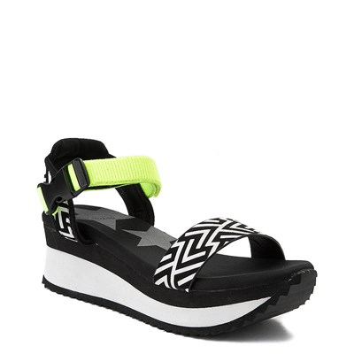 Alternate view of Womens Dirty Laundry Grand Platform Sandal