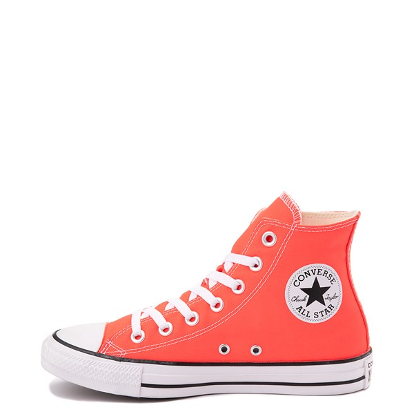 alternate view Converse Chuck Taylor All Star Hi Sneaker - Bright CrimsonALT1