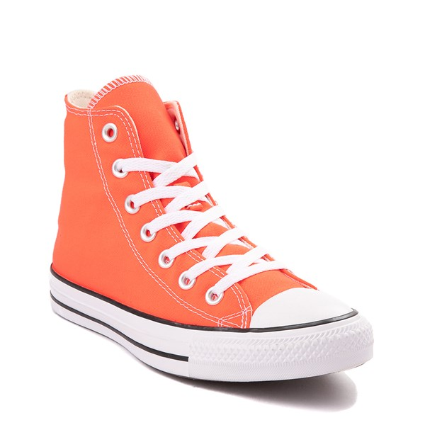 alternate view Converse Chuck Taylor All Star Hi Sneaker - Bright CrimsonALT1B