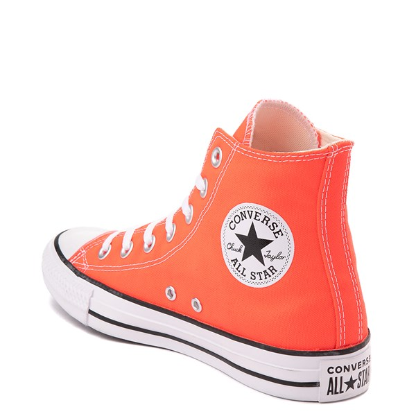 alternate view Converse Chuck Taylor All Star Hi Sneaker - Bright CrimsonALT2