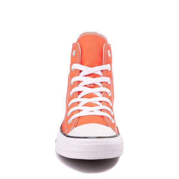 alternate view Converse Chuck Taylor All Star Hi Sneaker - Bright CrimsonALT4