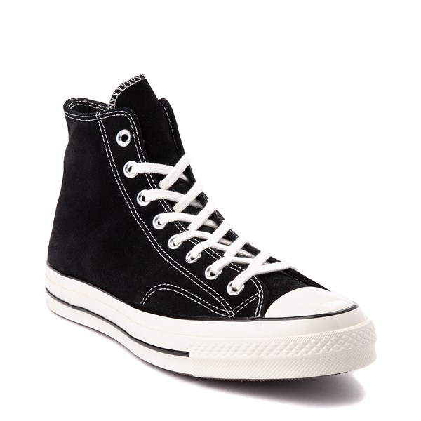 alternate view Converse Chuck 70 Hi Suede Sneaker - BlackALT1B