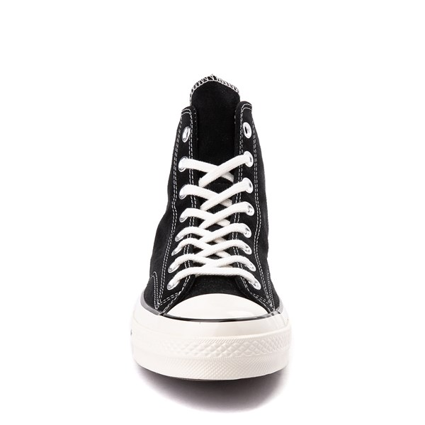 alternate view Converse Chuck 70 Hi Suede Sneaker - BlackALT4