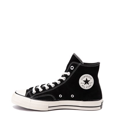 Alternate view of Converse Chuck 70 Hi Suede Sneaker - Black