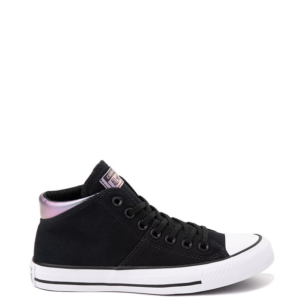 Womens Converse Chuck Taylor All Star Madison Mid Sneaker - Black