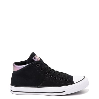 Main view of Womens Converse Chuck Taylor All Star Madison Mid Sneaker - Black
