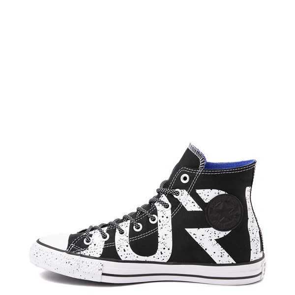 alternate view Converse Chuck Taylor All Star Hi Gore-Tex® Sneaker - BlackALT1