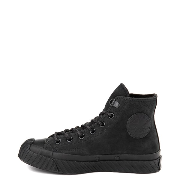 alternate view Converse Chuck Taylor All Star Hi Bosey Sneaker - Black MonochromeALT1