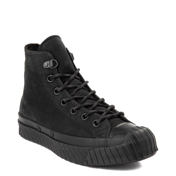 alternate view Converse Chuck Taylor All Star Hi Bosey Sneaker - Black MonochromeALT1B