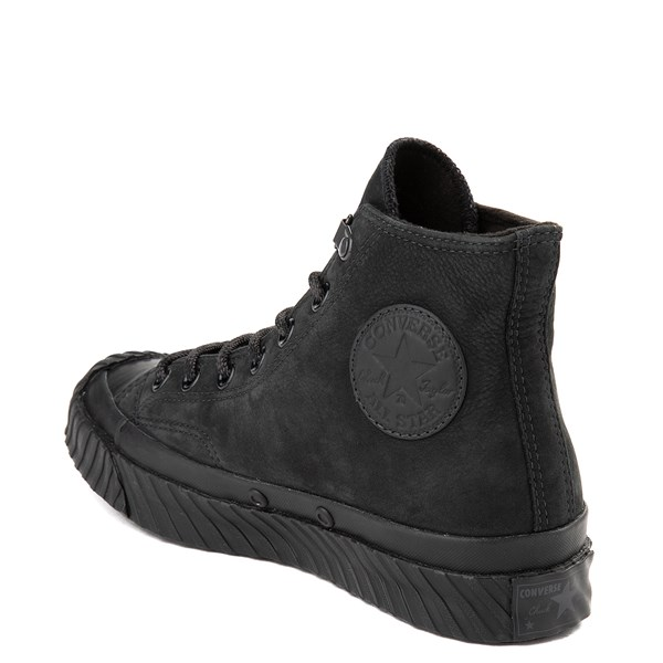 alternate view Converse Chuck Taylor All Star Hi Bosey Sneaker - Black MonochromeALT2