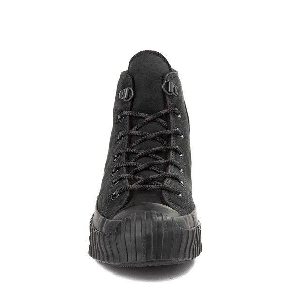 alternate view Converse Chuck Taylor All Star Hi Bosey Sneaker - Black MonochromeALT4
