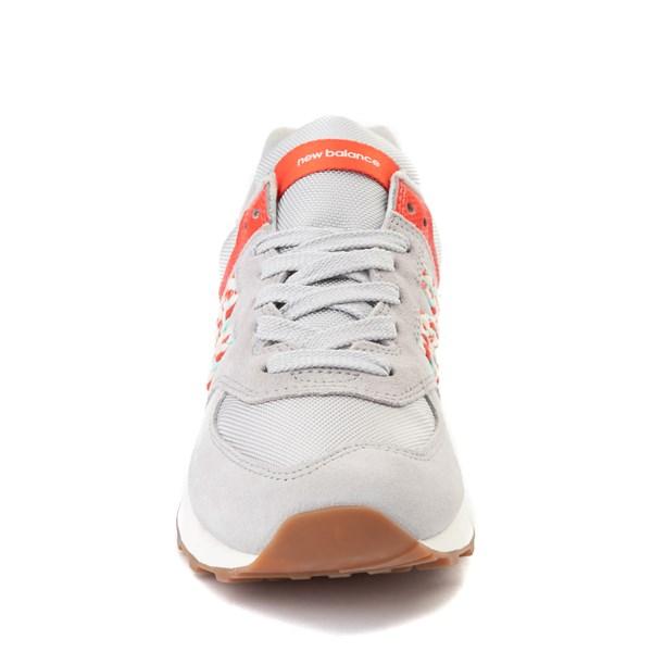 alternate view Womens New Balance 574 Athletic ShoeALT4
