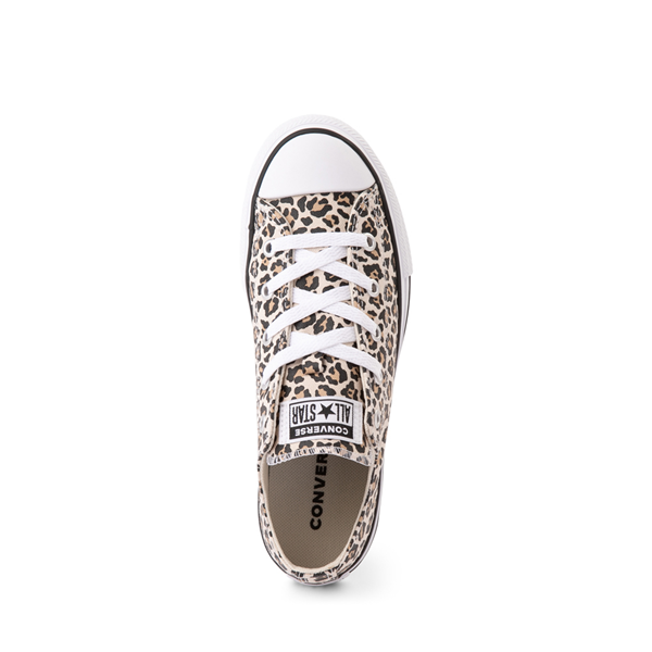 alternate view Converse Chuck Taylor All Star Lo Leopard Sneaker - Little KidALT2