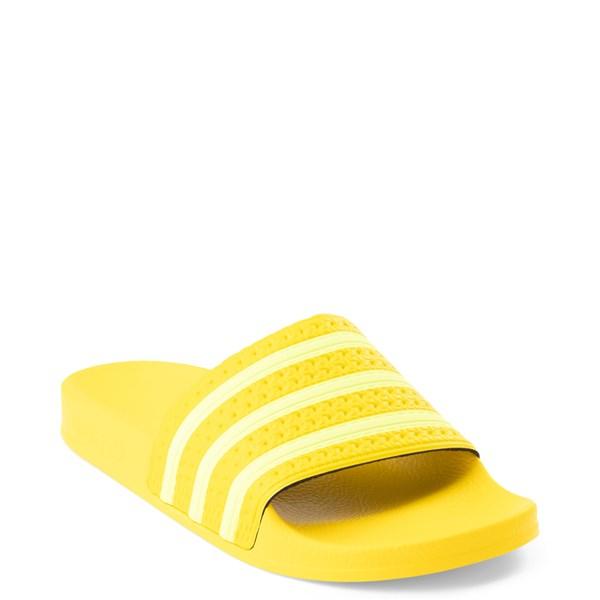 alternate view Womens adidas Adilette Slide SandalALT1