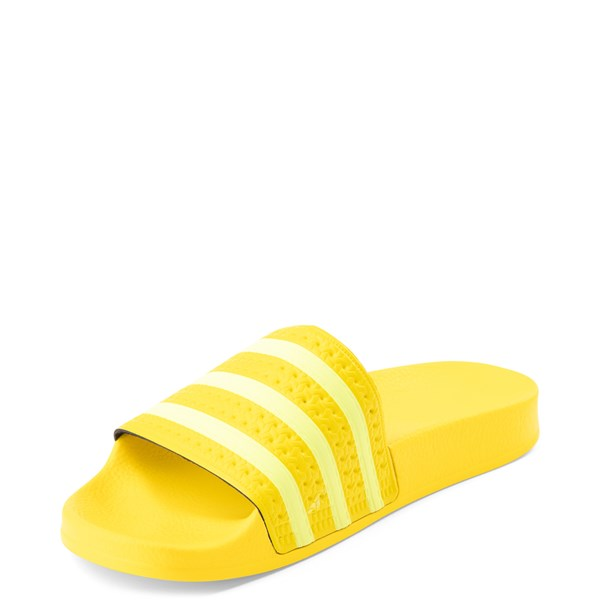 alternate view Womens adidas Adilette Slide SandalALT3