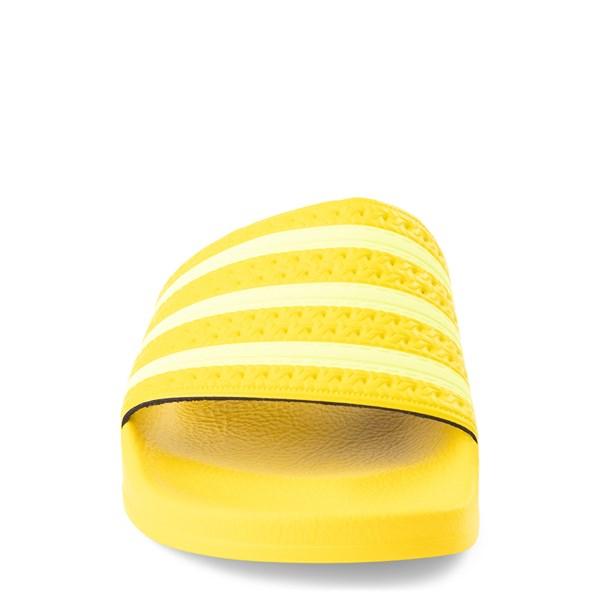 alternate view Womens adidas Adilette Slide SandalALT4