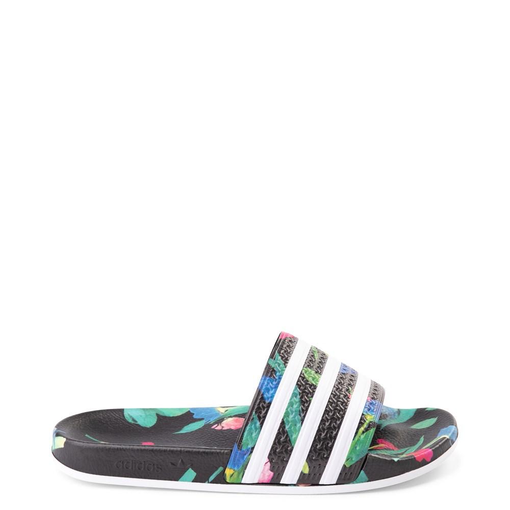 Womens adidas Adilette Slide Sandal